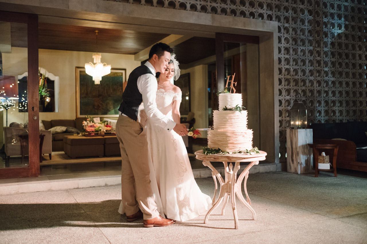 Haidy & Sharon: Bali Villa Wedding 65