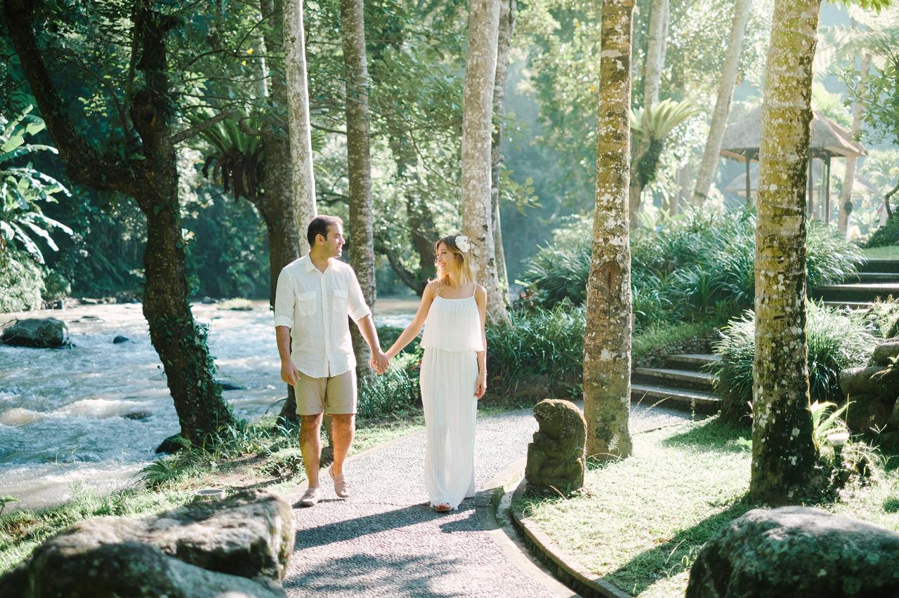 H&V: Bali After Wedding Photography at Royal Pitamaha Ubud 1