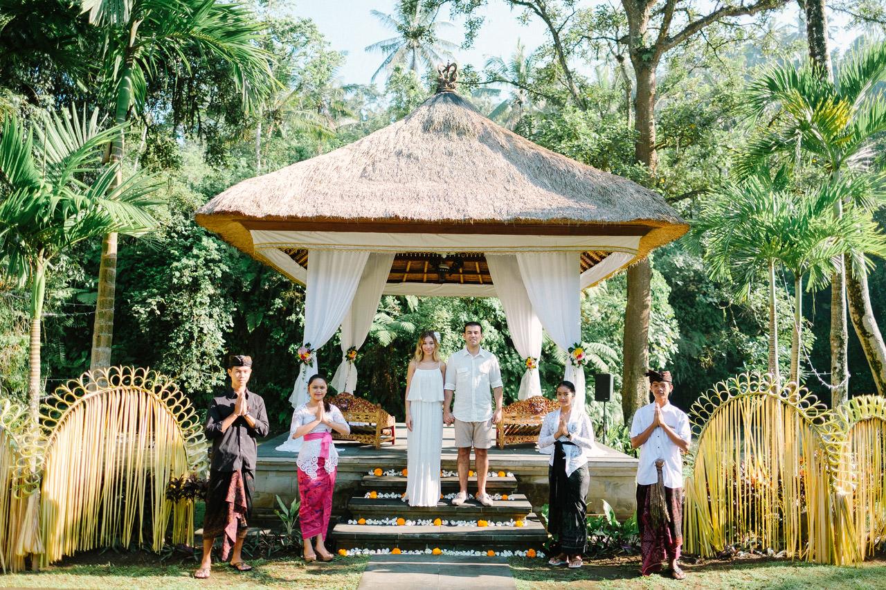 H&V: Bali After Wedding Photography at Royal Pitamaha Ubud 3