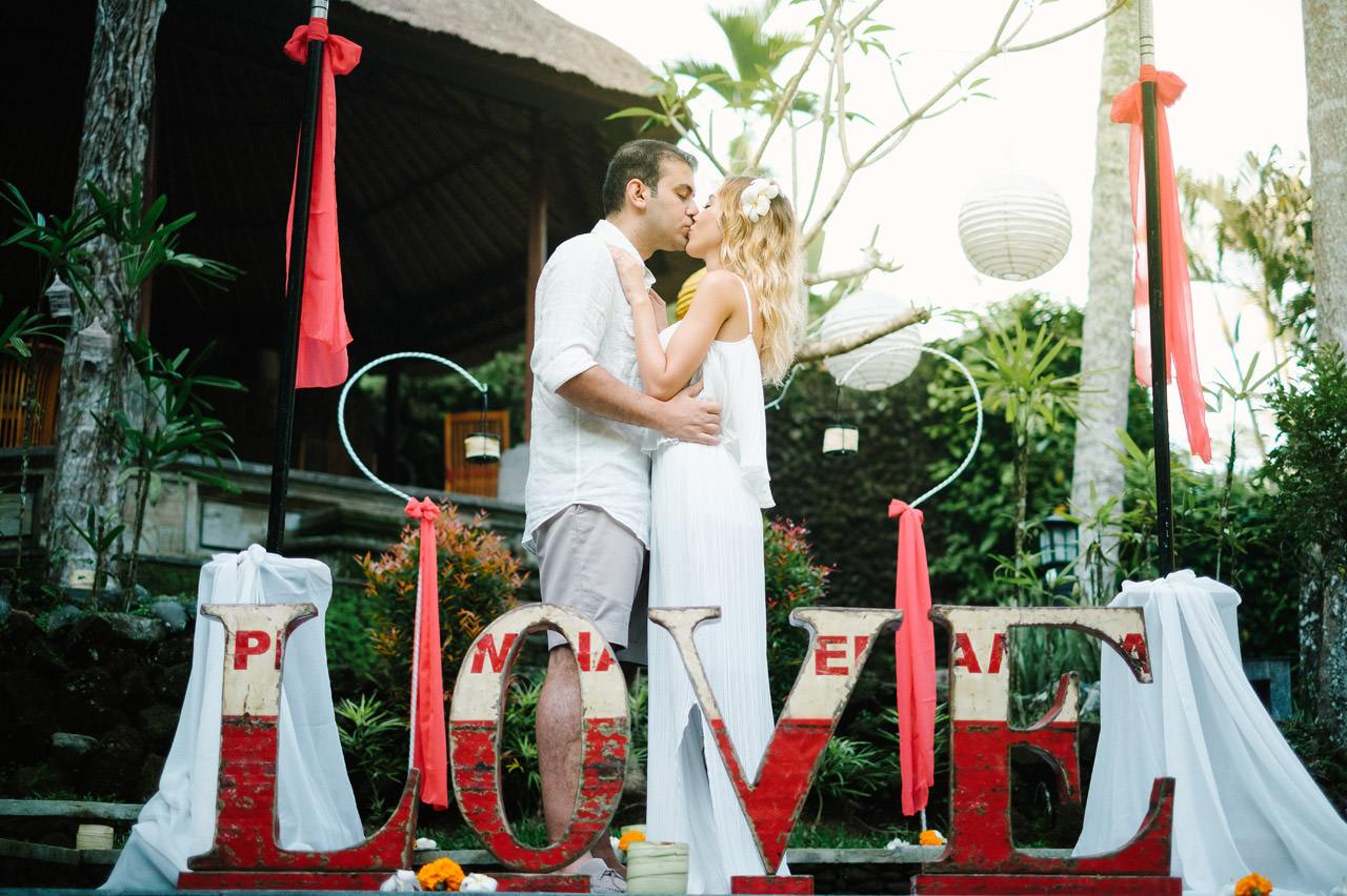 H&V: Bali After Wedding Photography at Royal Pitamaha Ubud 5
