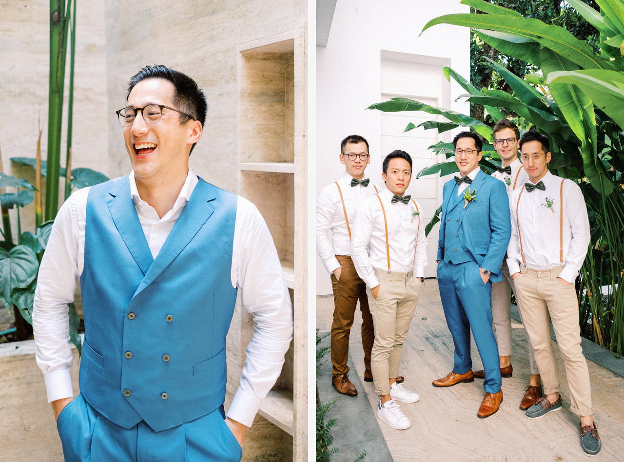 I&C: Beachfront Bali Wedding at Ombak Biru Villa 8