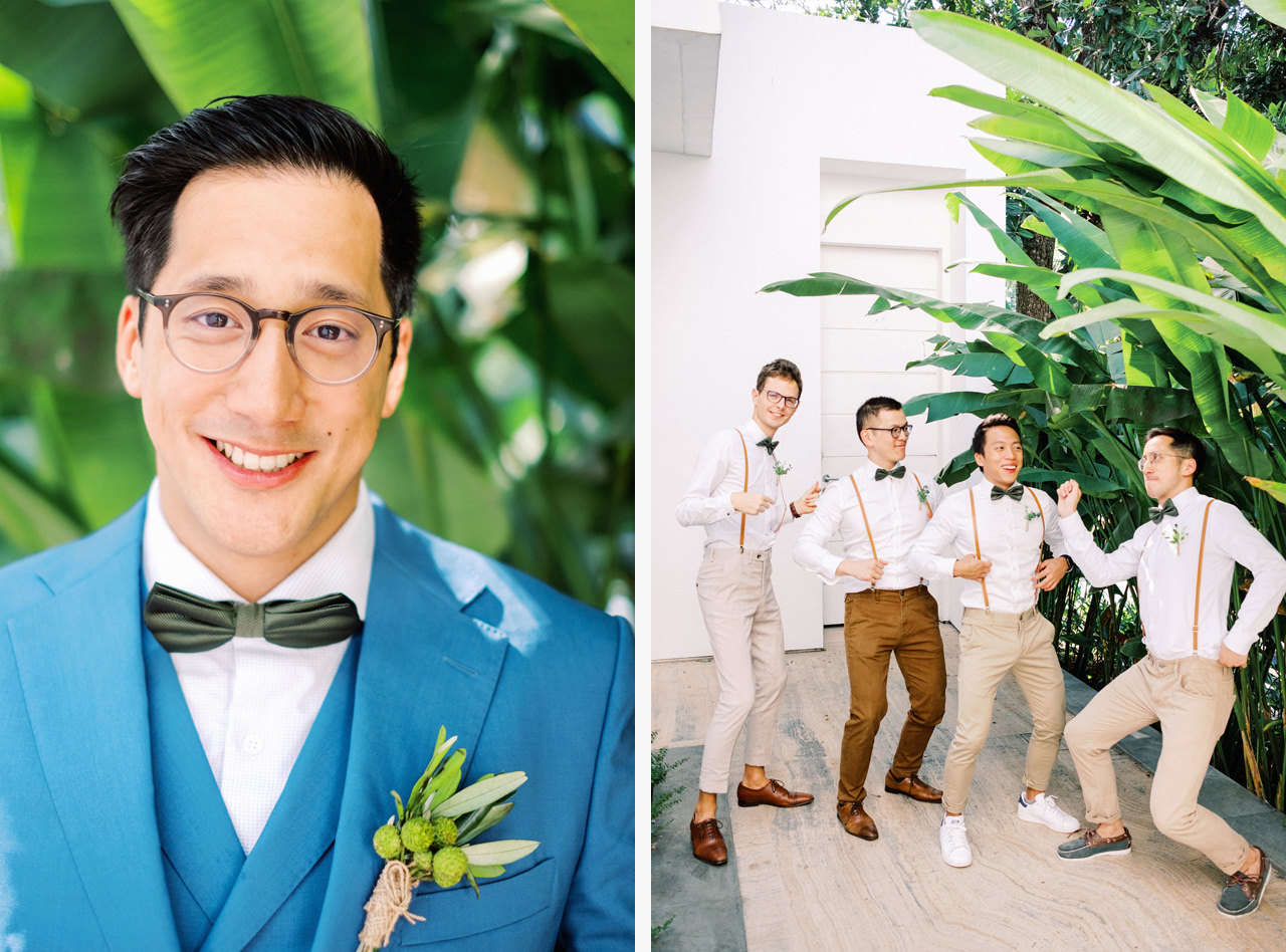 I&C: Beachfront Bali Wedding at Ombak Biru Villa 12