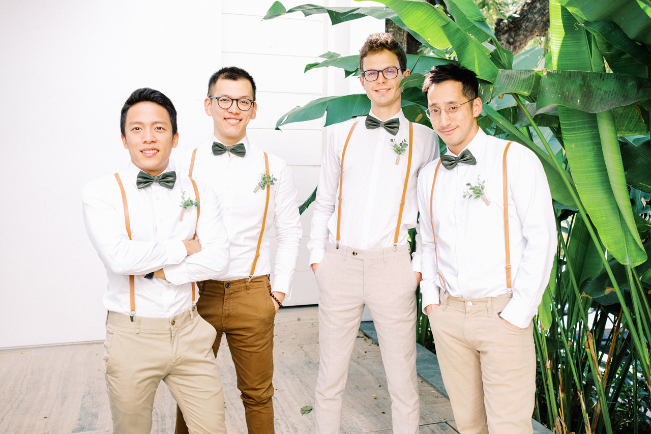 I&C: Beachfront Bali Wedding at Ombak Biru Villa 14