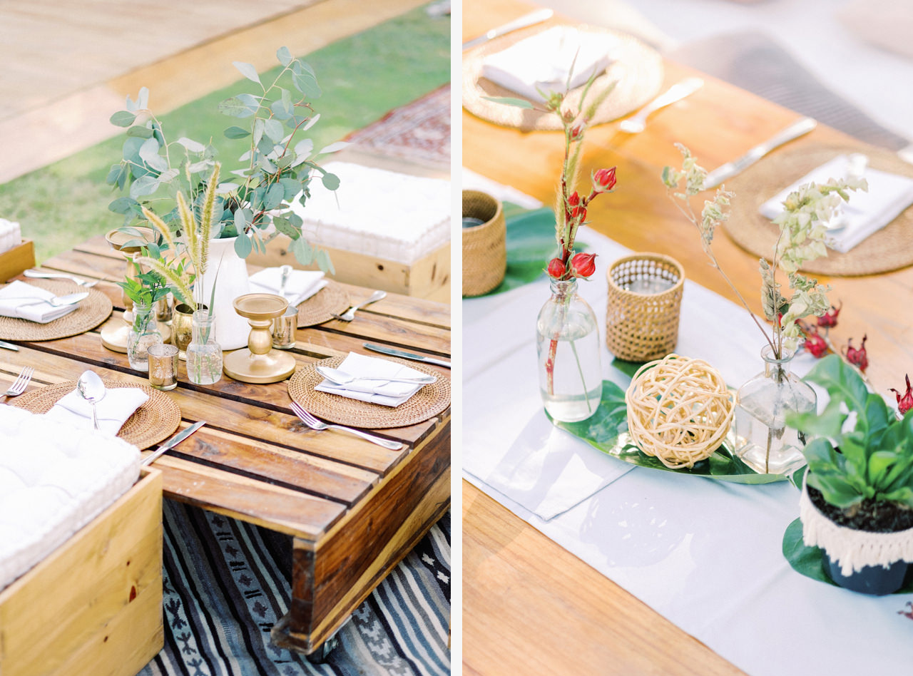 I&C: Beachfront Bali Wedding at Ombak Biru Villa 18