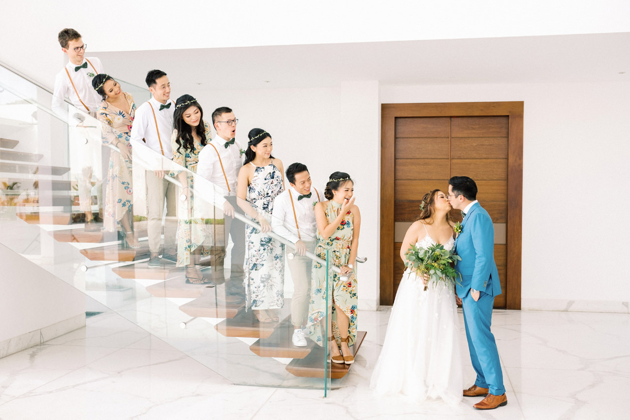 I&C: Beachfront Bali Wedding at Ombak Biru Villa 19
