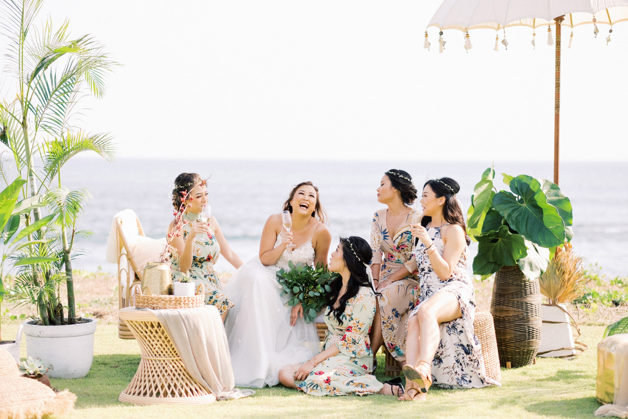 I&C: Beachfront Bali Wedding at Ombak Biru Villa 22