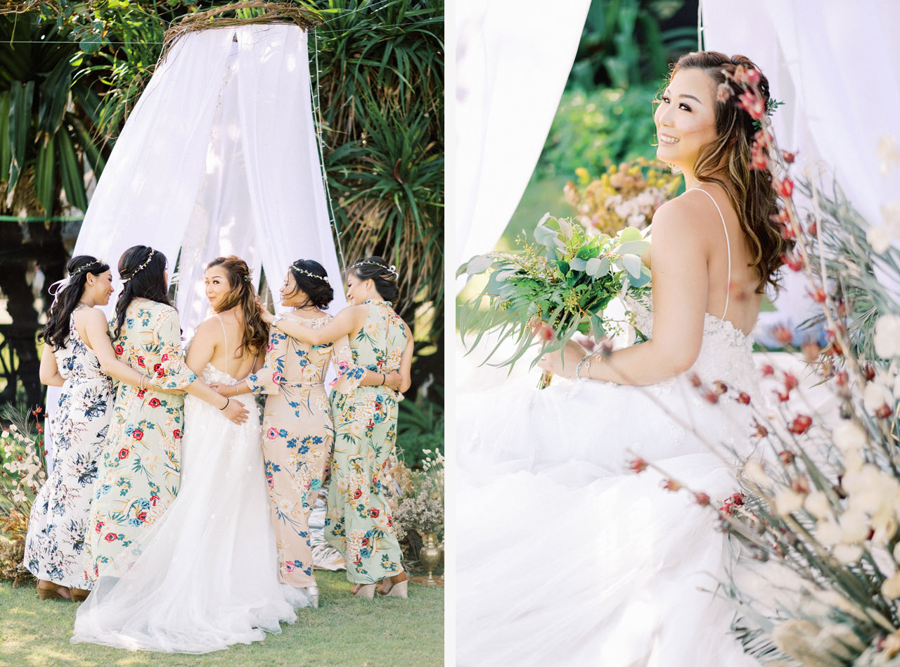 I&C: Beachfront Bali Wedding at Ombak Biru Villa 23