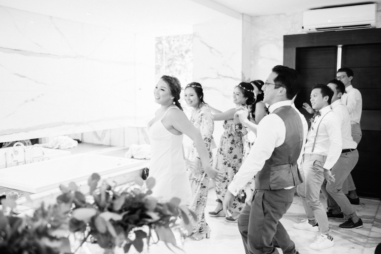 I&C: Beachfront Bali Wedding at Ombak Biru Villa 25