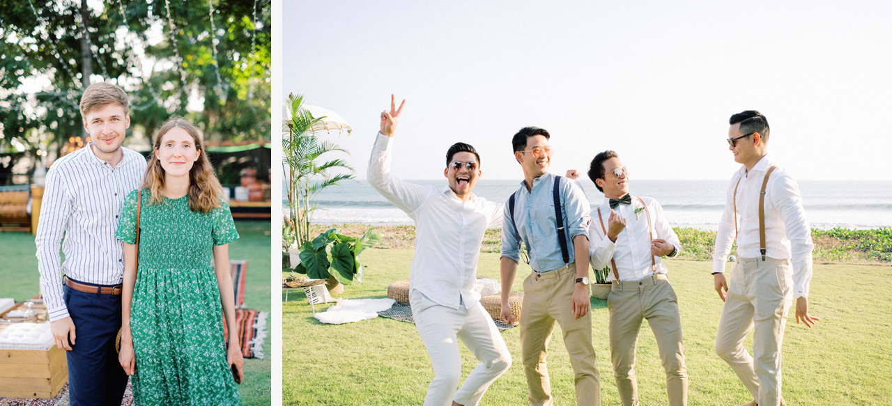 I&C: Beachfront Bali Wedding at Ombak Biru Villa 27