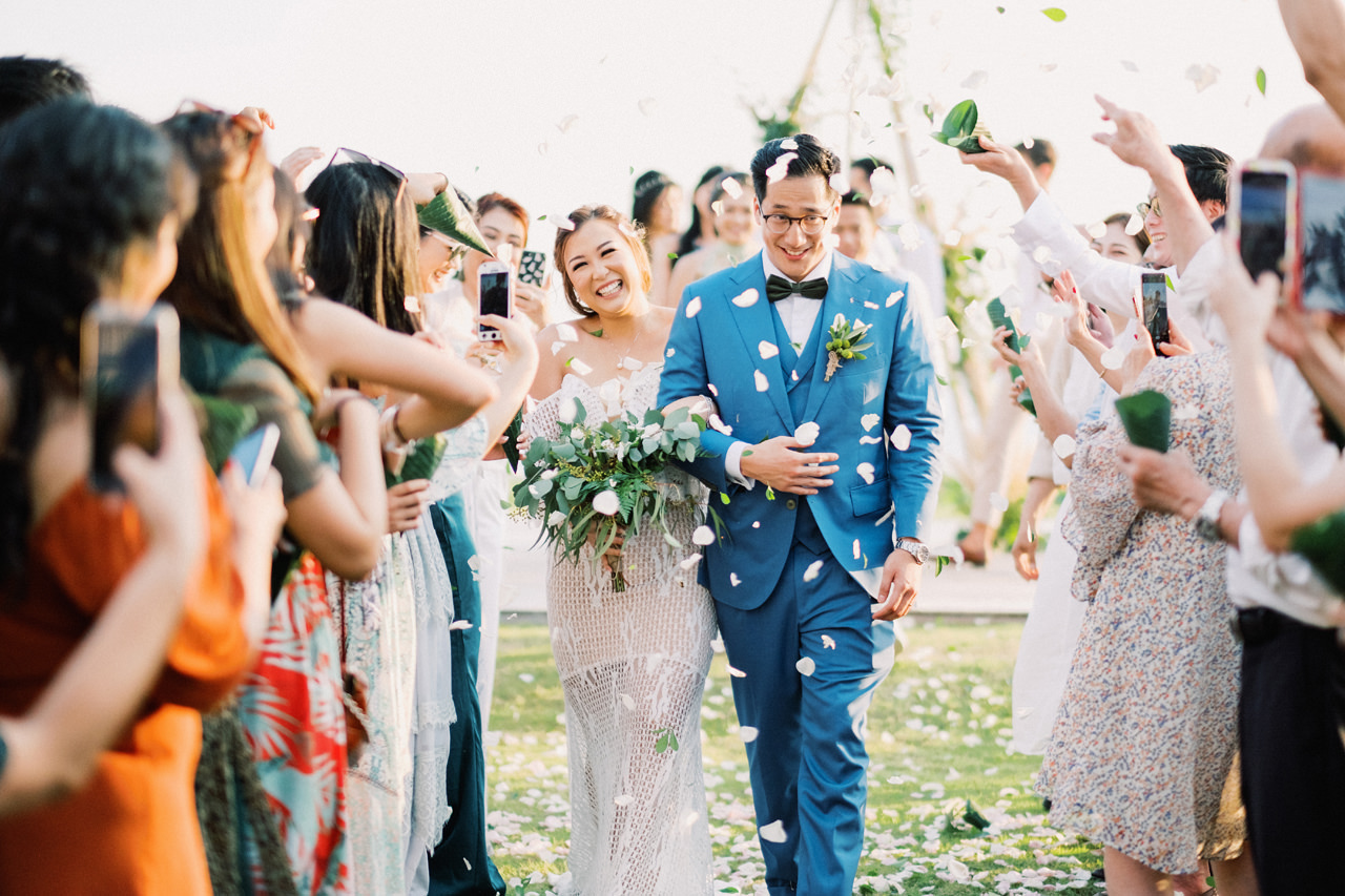 I&C: Beachfront Bali Wedding at Ombak Biru Villa 38