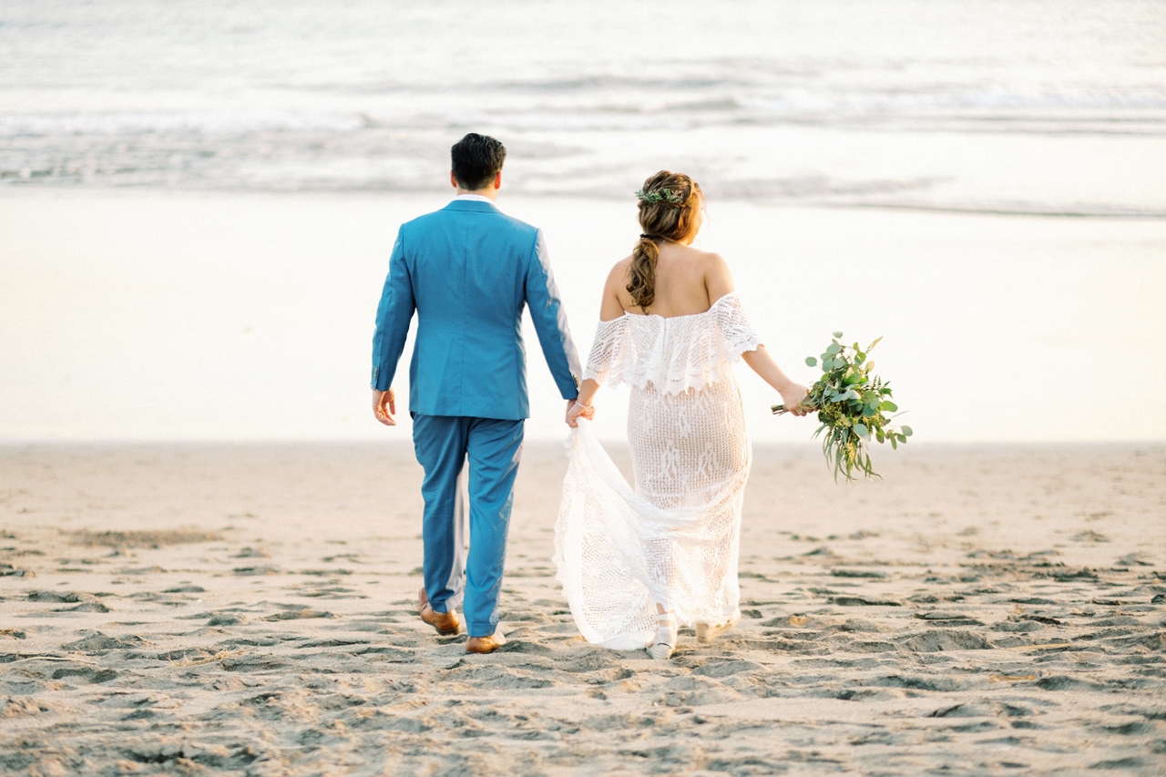 I&C: Beachfront Bali Wedding at Ombak Biru Villa 44