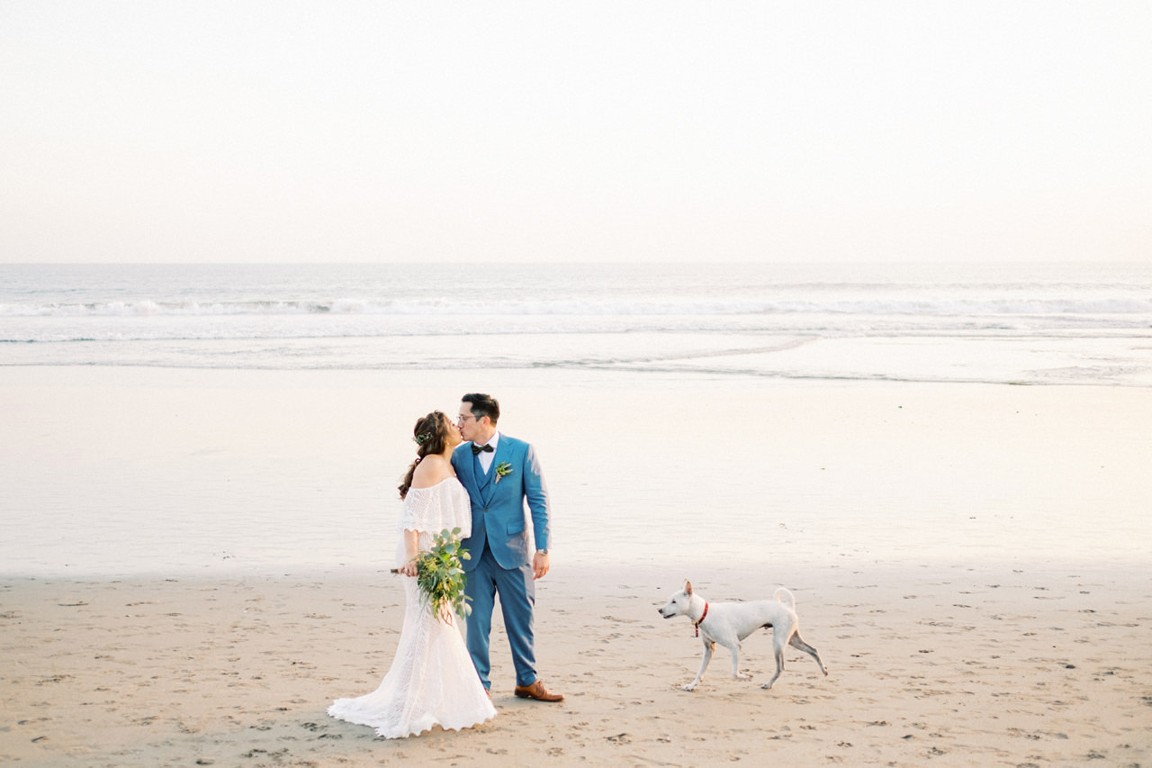I&C: Beachfront Bali Wedding at Ombak Biru Villa 45