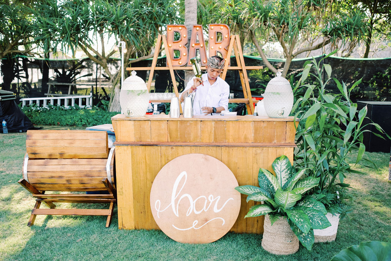 I&C: Beachfront Bali Wedding at Ombak Biru Villa 48