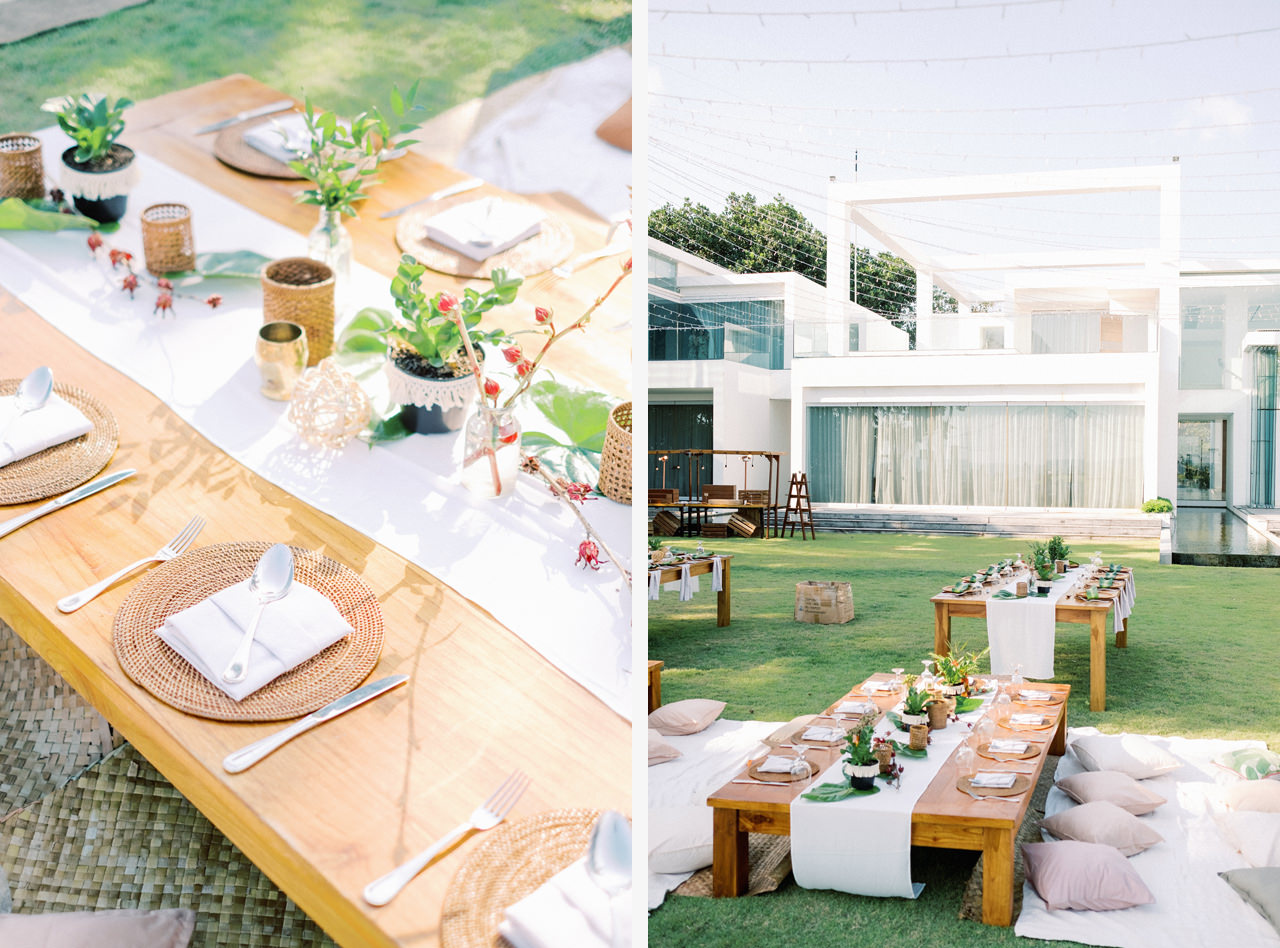 I&C: Beachfront Bali Wedding at Ombak Biru Villa 49