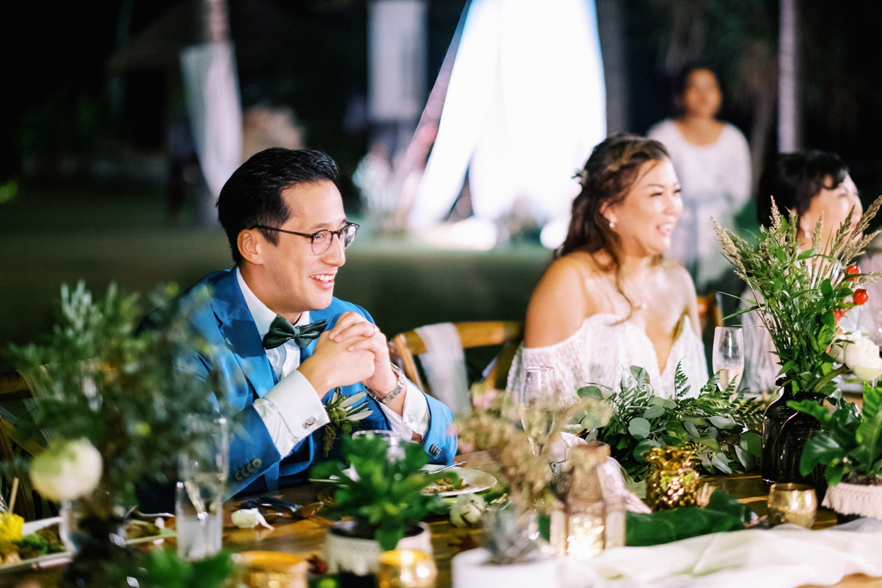 I&C: Beachfront Bali Wedding at Ombak Biru Villa 56