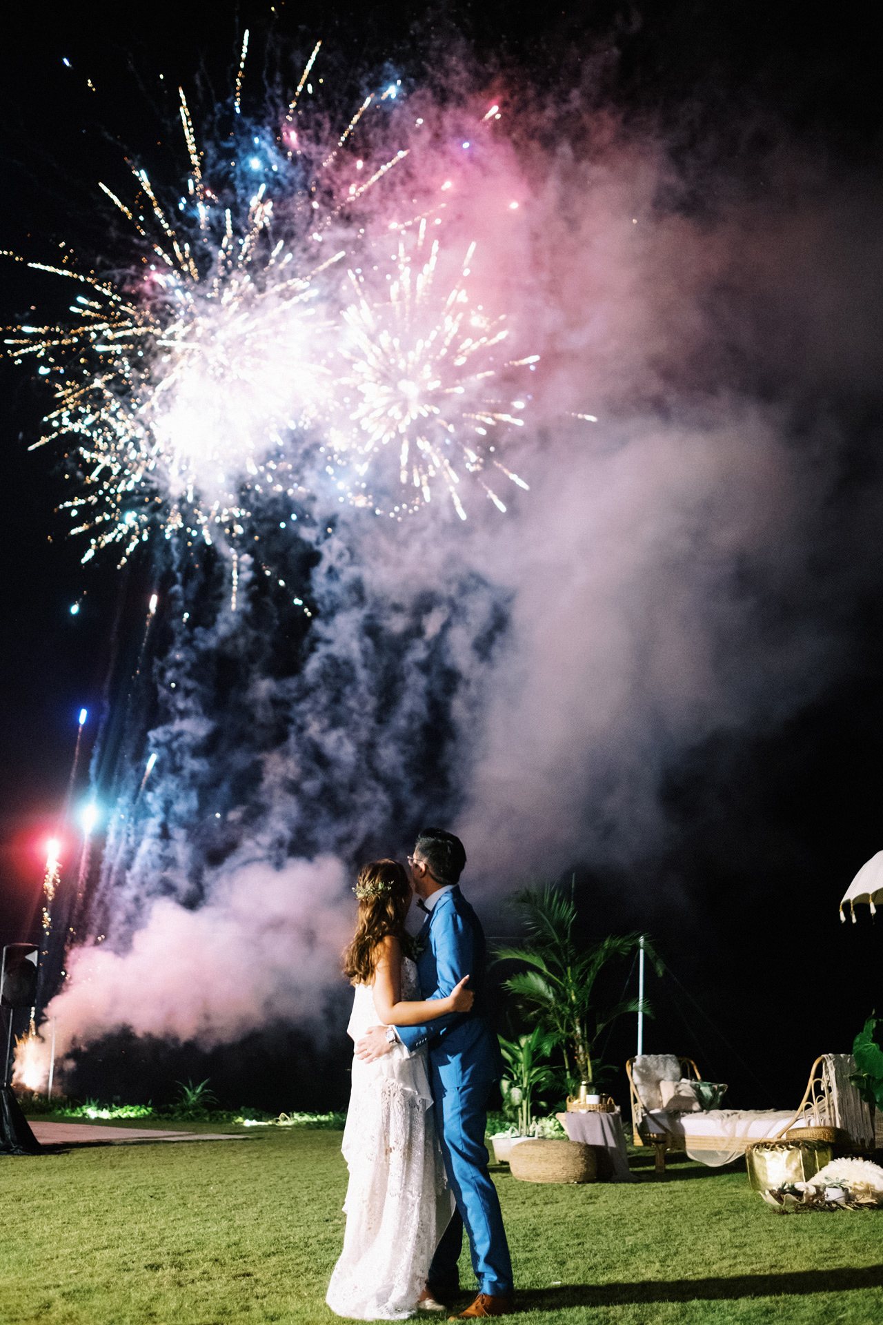I&C: Beachfront Bali Wedding at Ombak Biru Villa 57