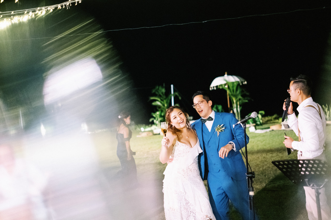 I&C: Beachfront Bali Wedding at Ombak Biru Villa 59