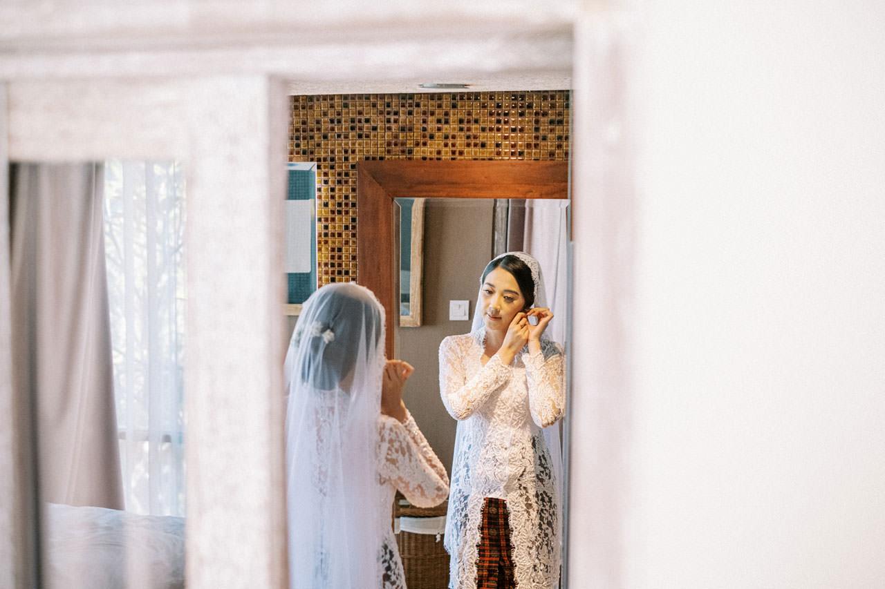 Akad Nikah in Bali 9
