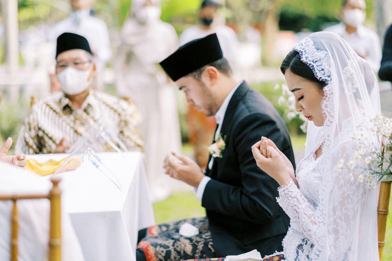 Akad Nikah in Bali 34