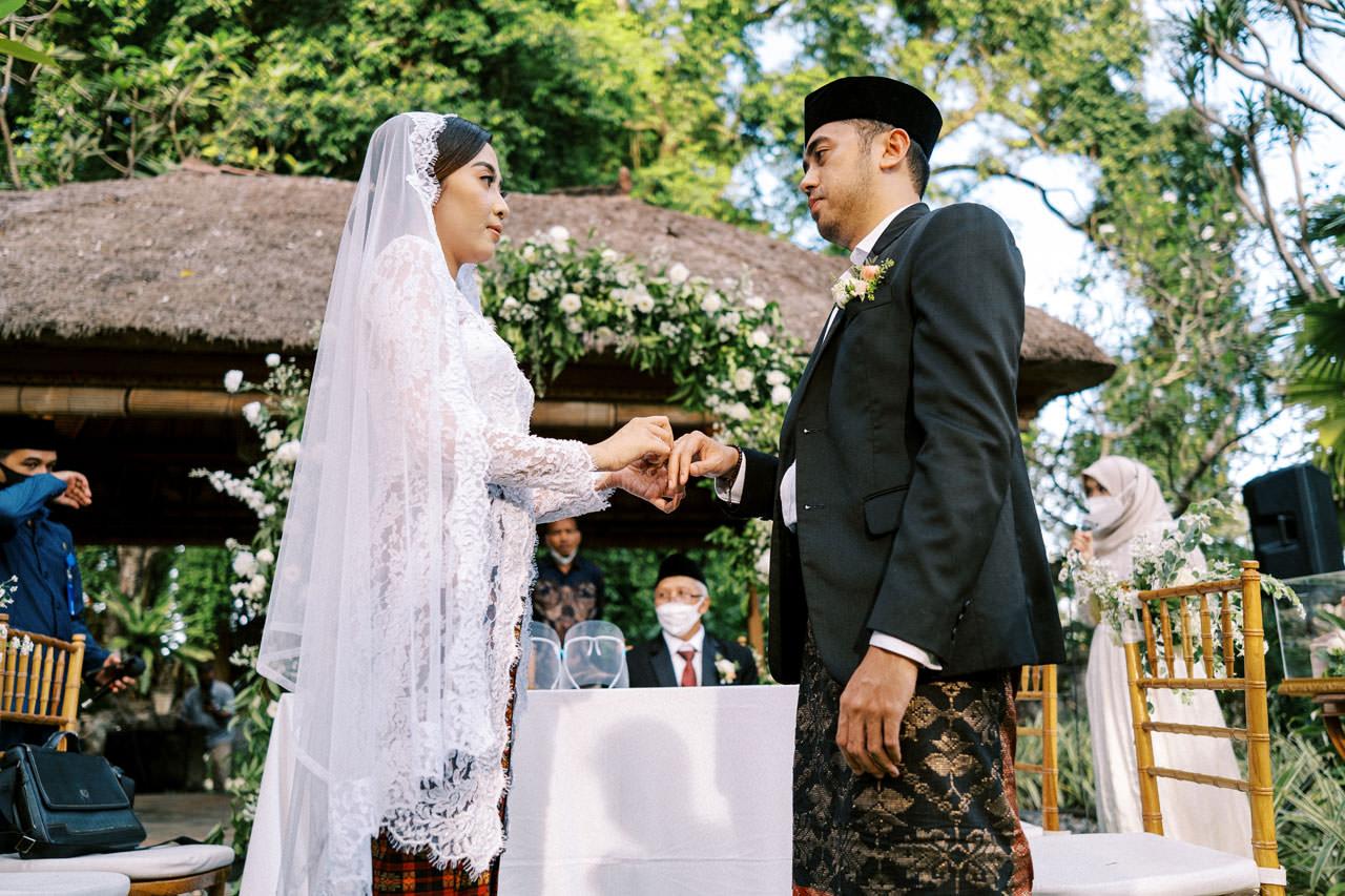 Akad Nikah in Bali 35