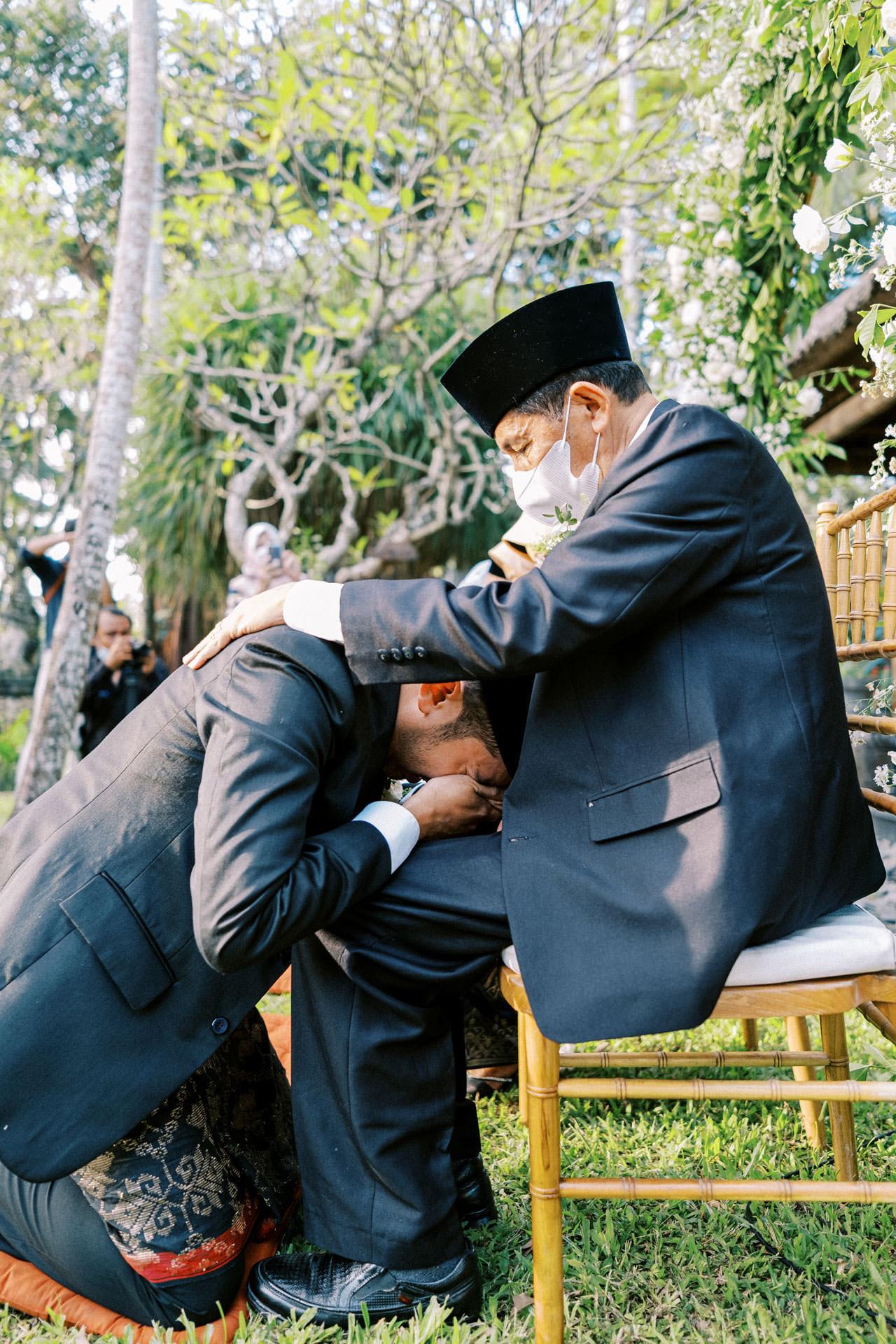 Akad Nikah in Bali 40