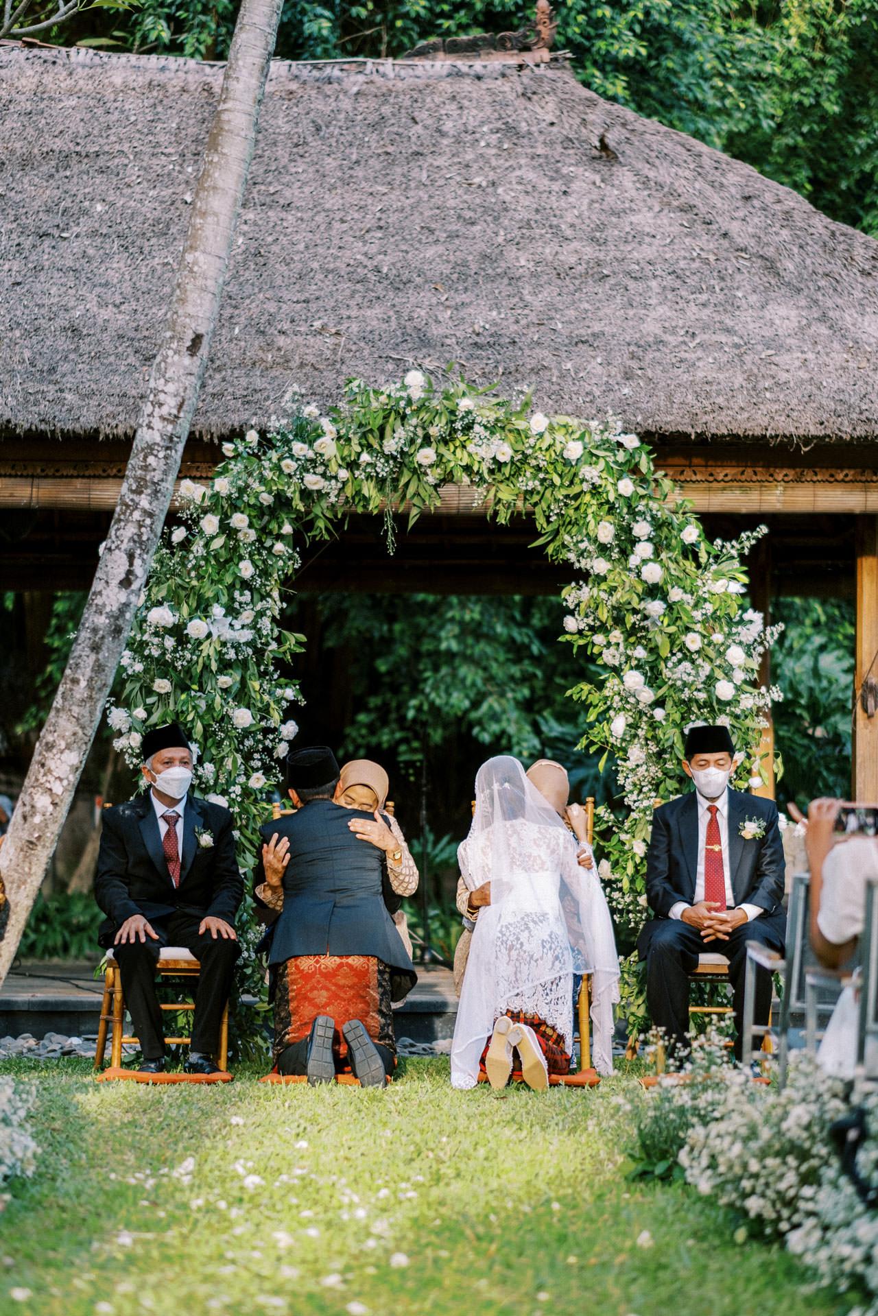 Akad Nikah in Bali 41