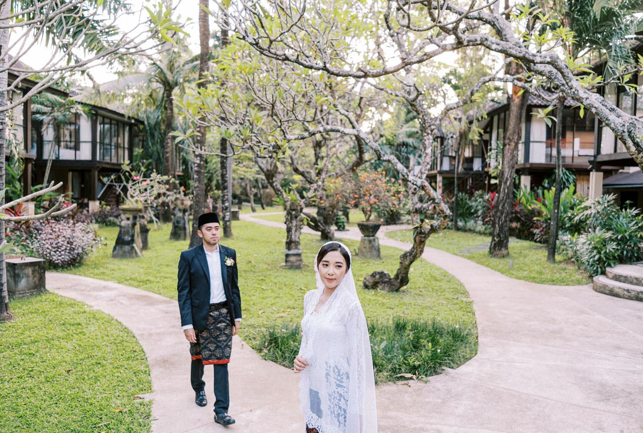 Akad Nikah in Bali 44