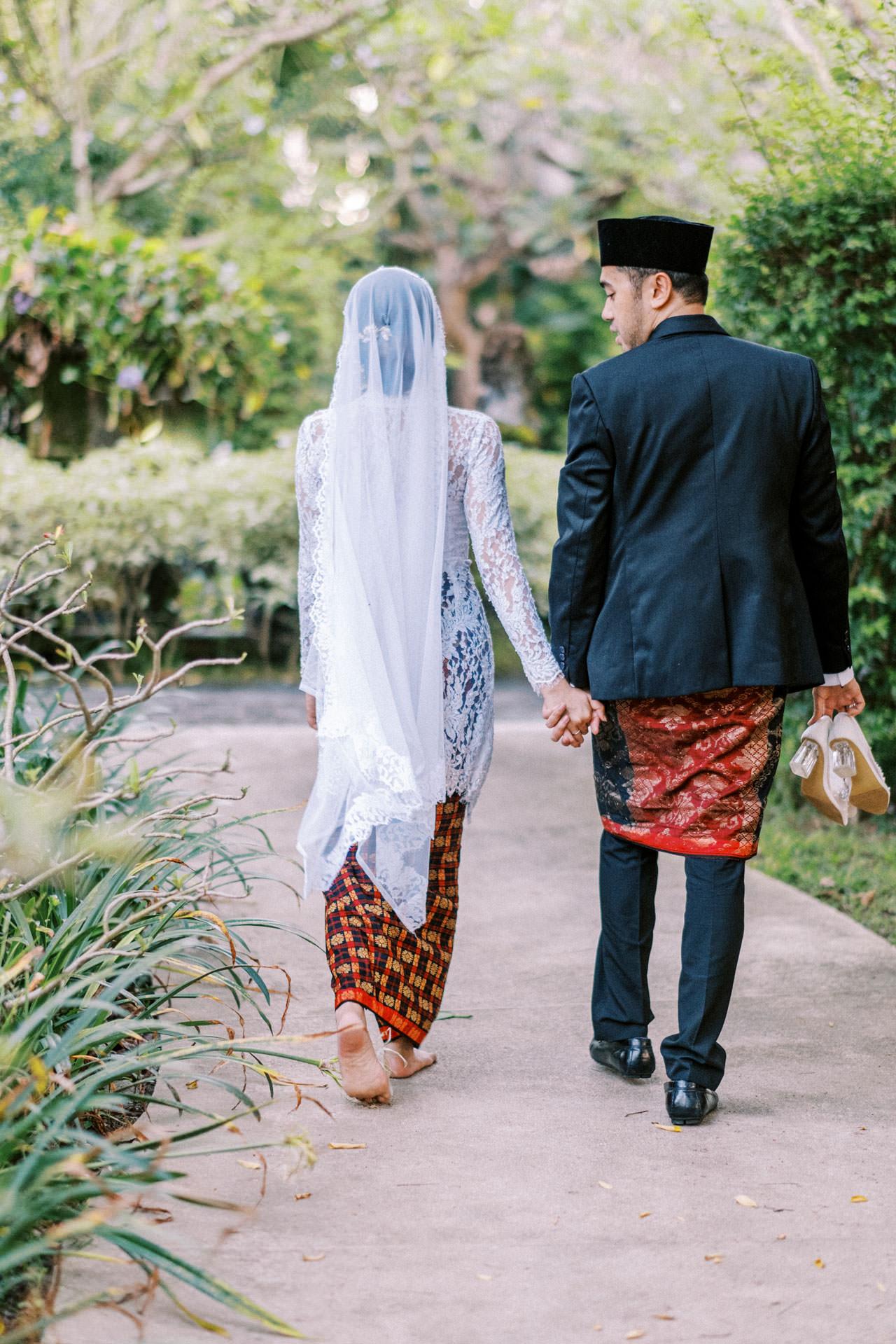 Akad Nikah in Bali 51