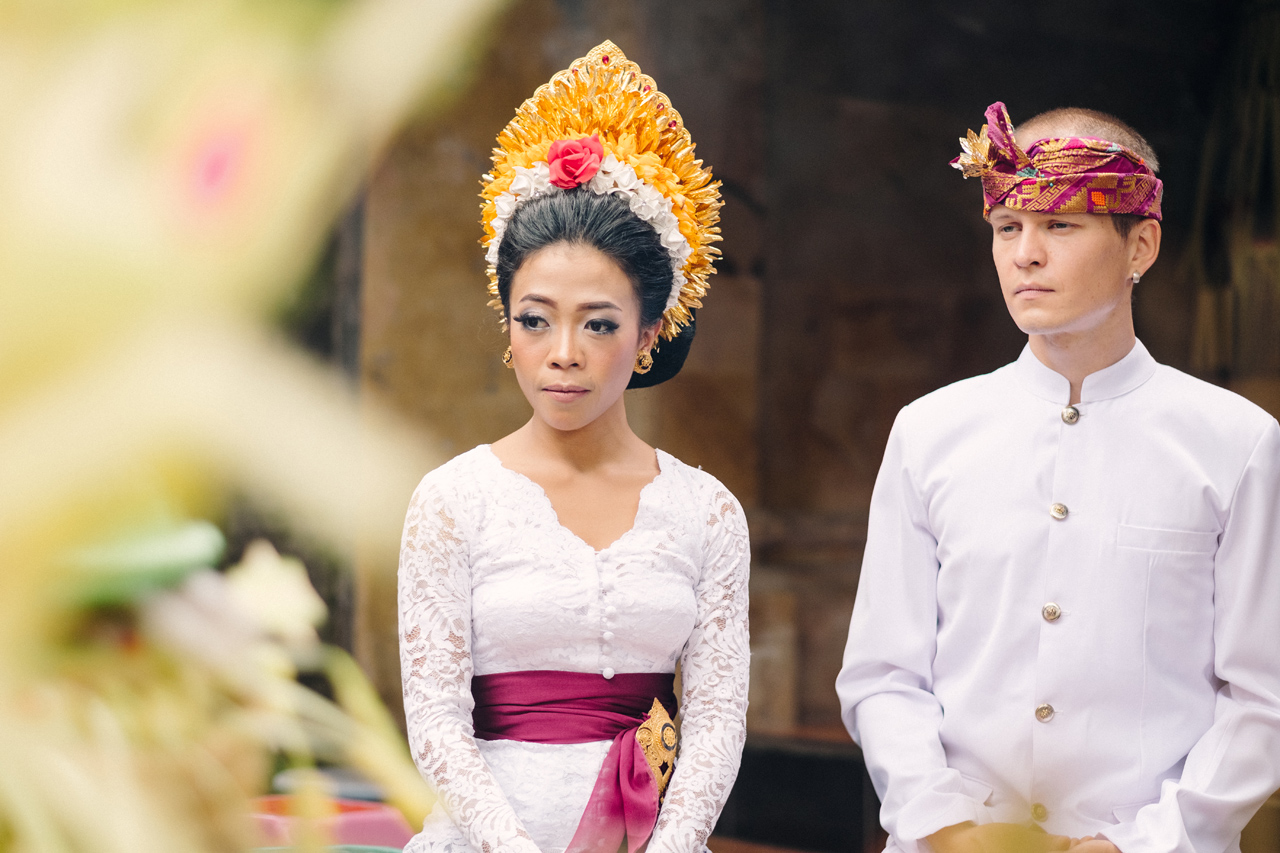 I&V: Balinese Traditional Wedding Ceremony 1