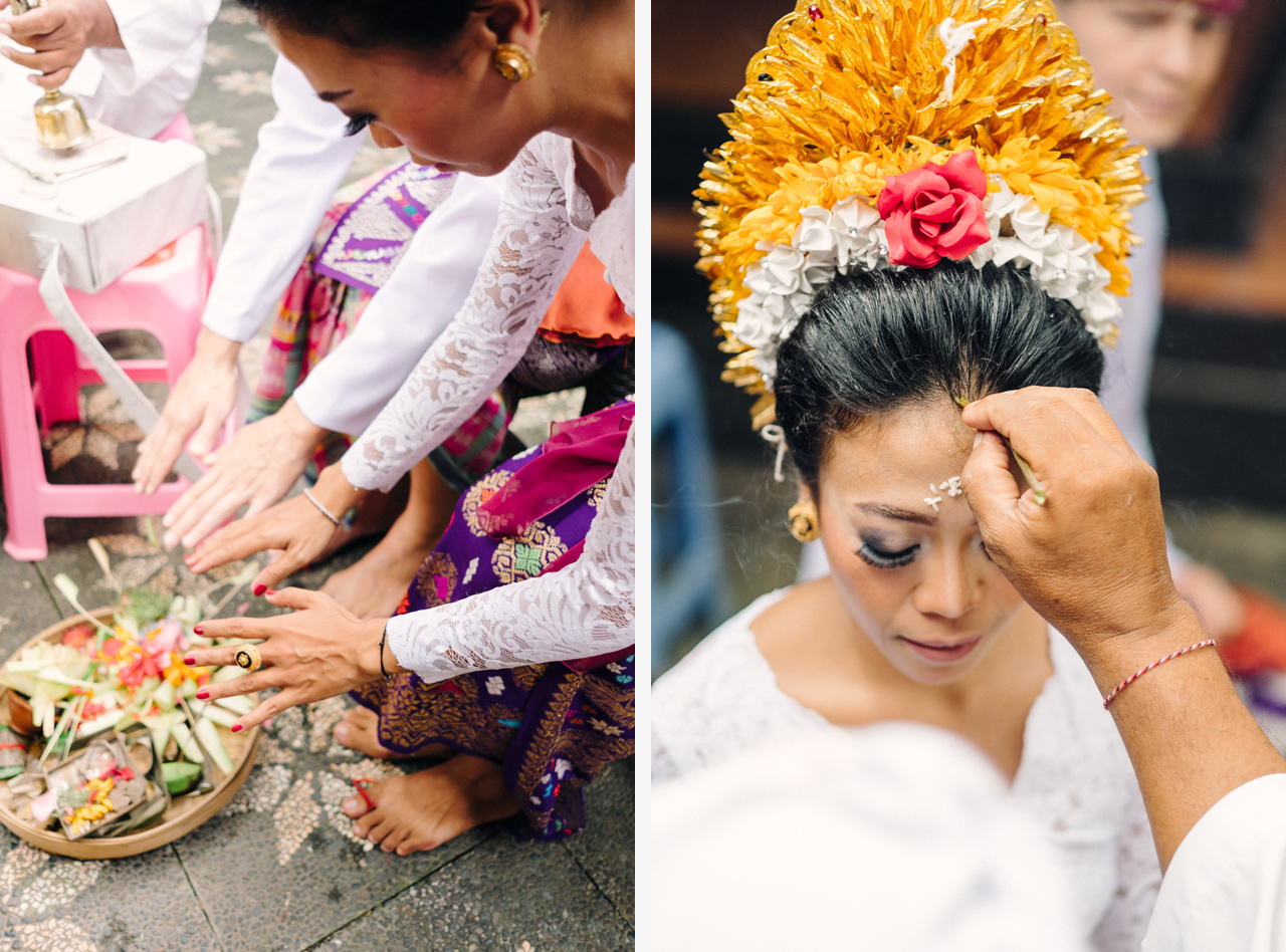 I&V: Balinese Traditional Wedding Ceremony 2