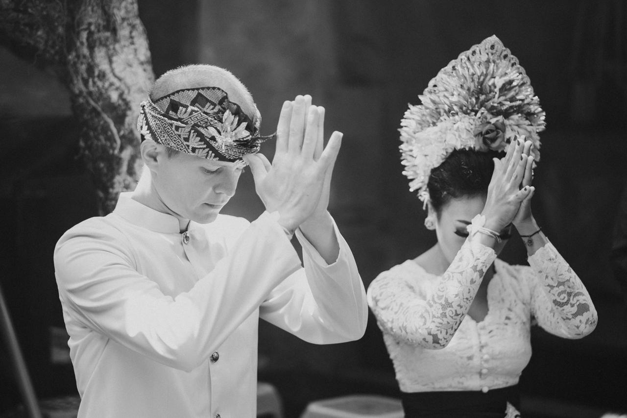 I&V: Balinese Traditional Wedding Ceremony 3