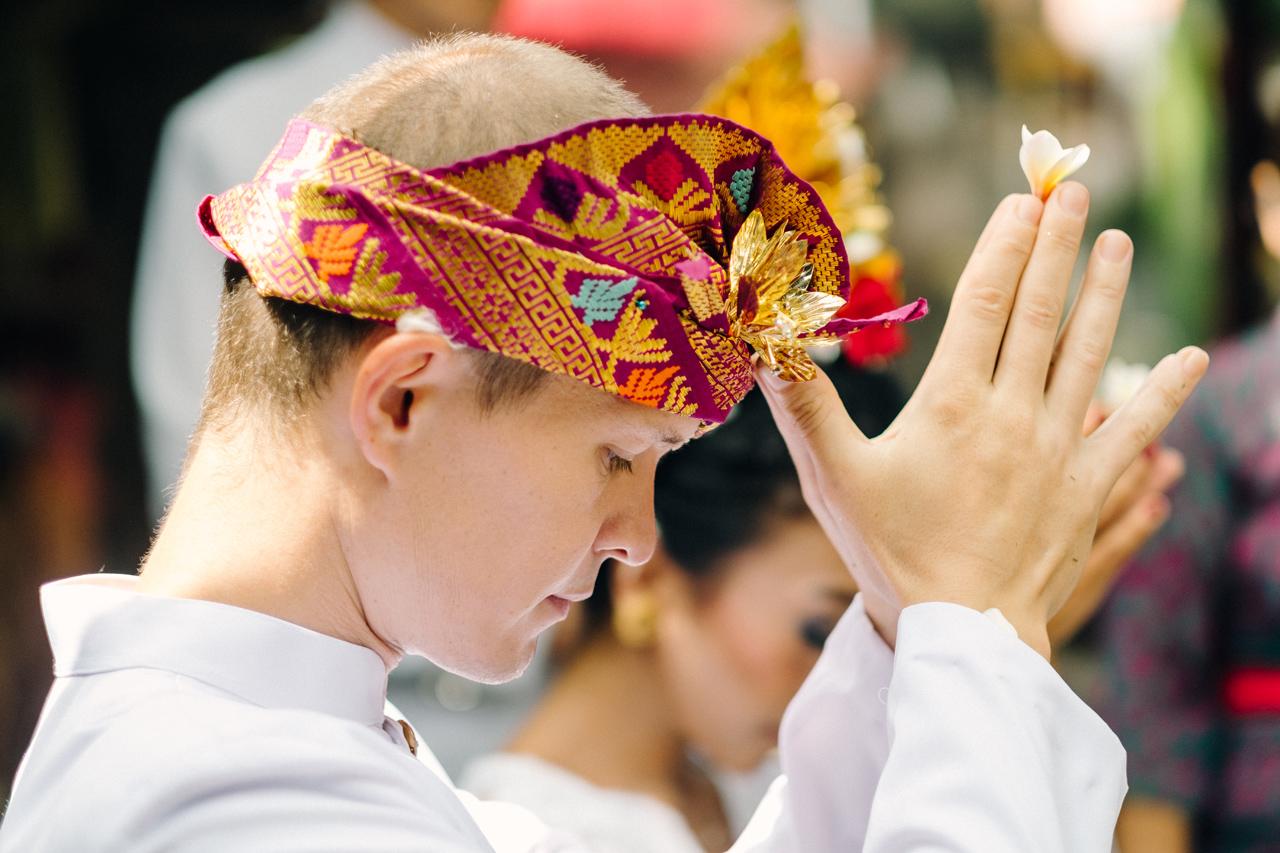 I&V: Balinese Traditional Wedding Ceremony 4
