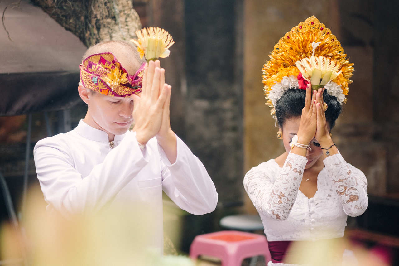 I&V: Balinese Traditional Wedding Ceremony 5