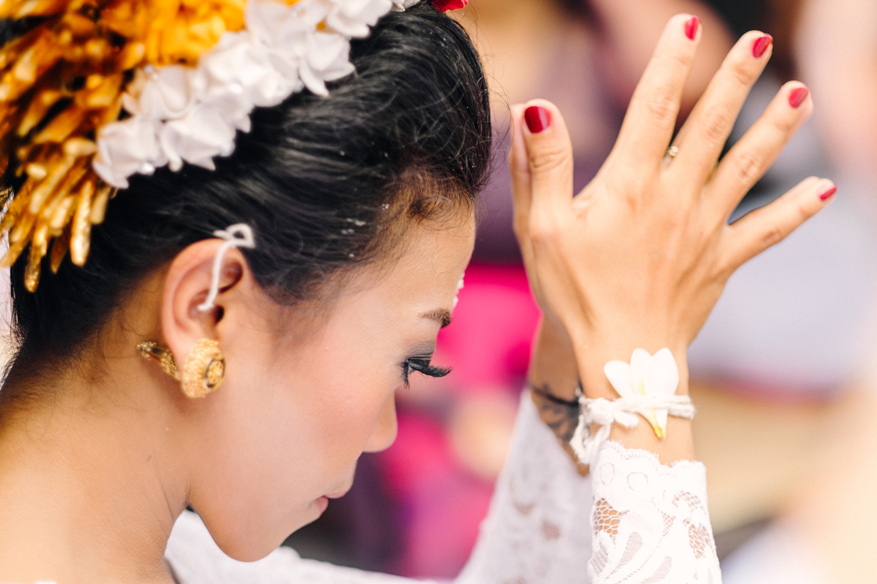 I&V: Balinese Traditional Wedding Ceremony 7