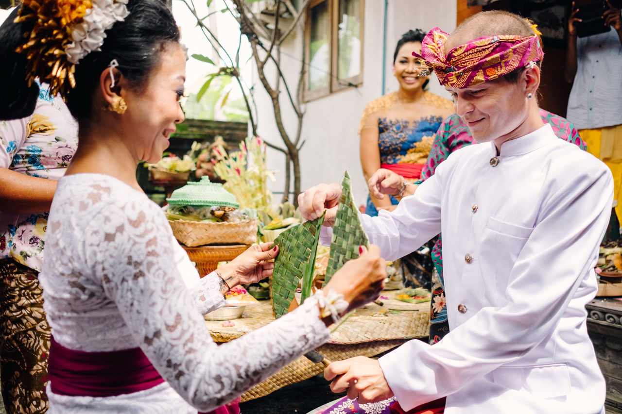 I&V: Balinese Traditional Wedding Ceremony 8