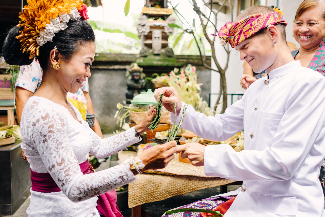I&V: Balinese Traditional Wedding Ceremony 9