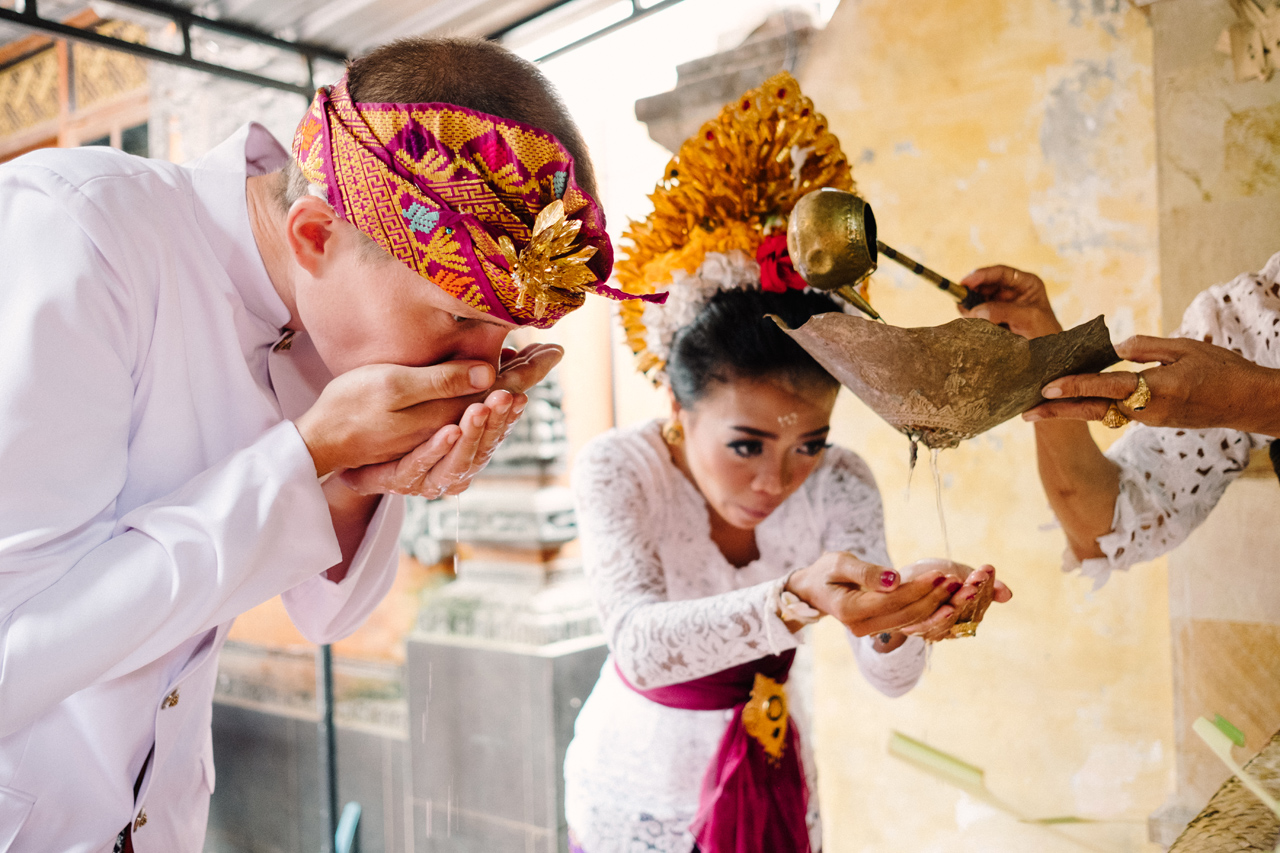 I&V: Balinese Traditional Wedding Ceremony 15