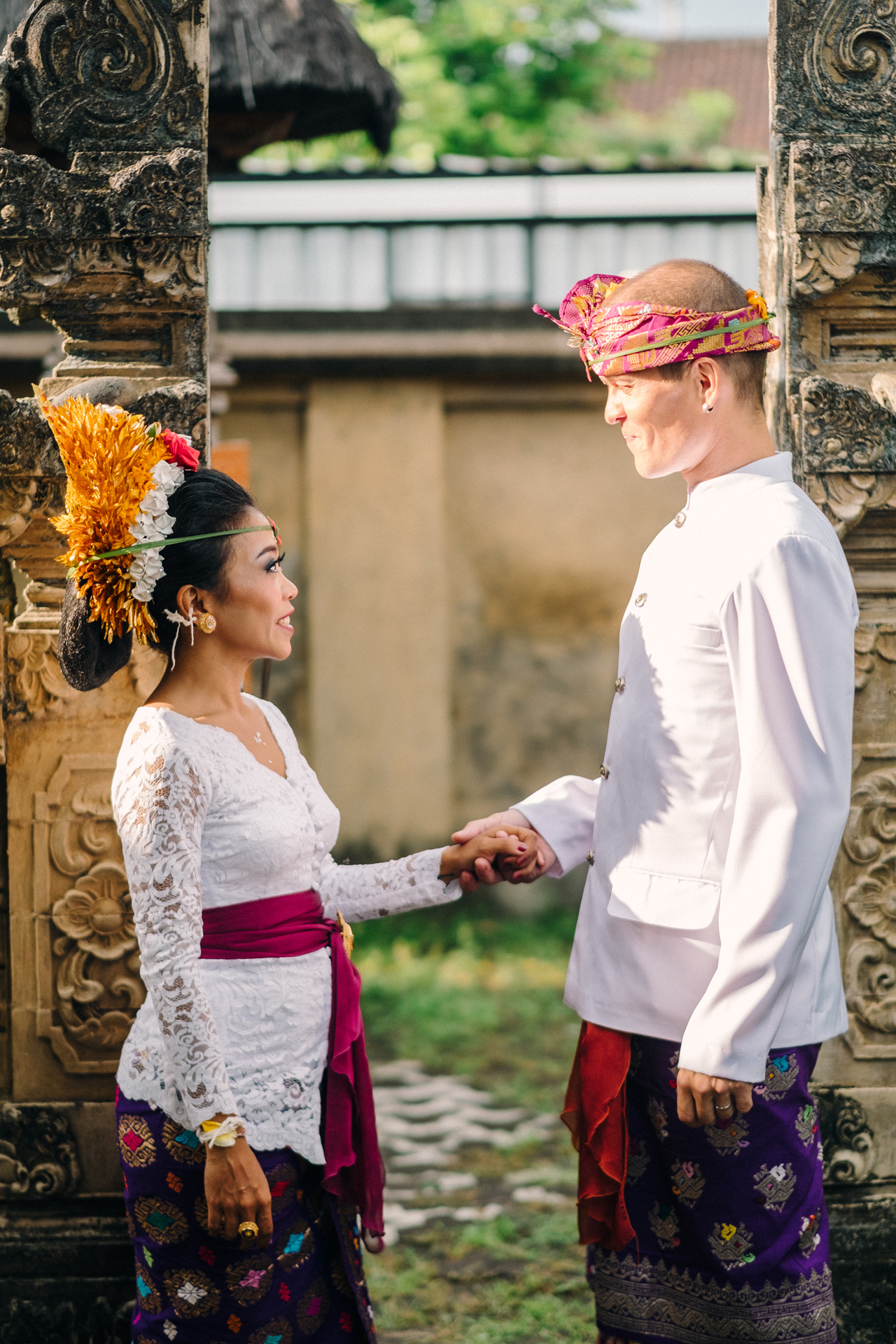 I&V: Balinese Traditional Wedding Ceremony 19