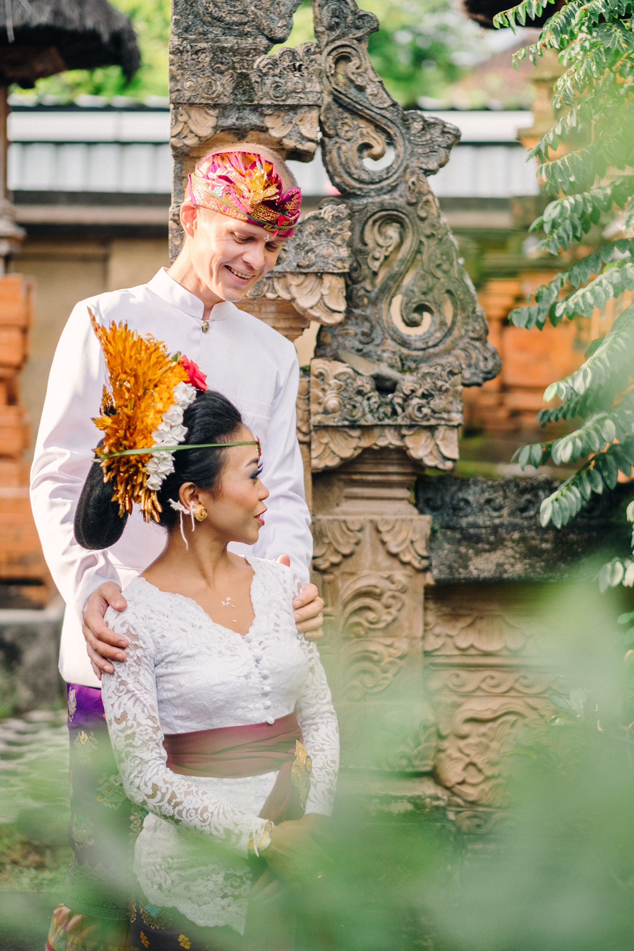 I&V: Balinese Traditional Wedding Ceremony 20