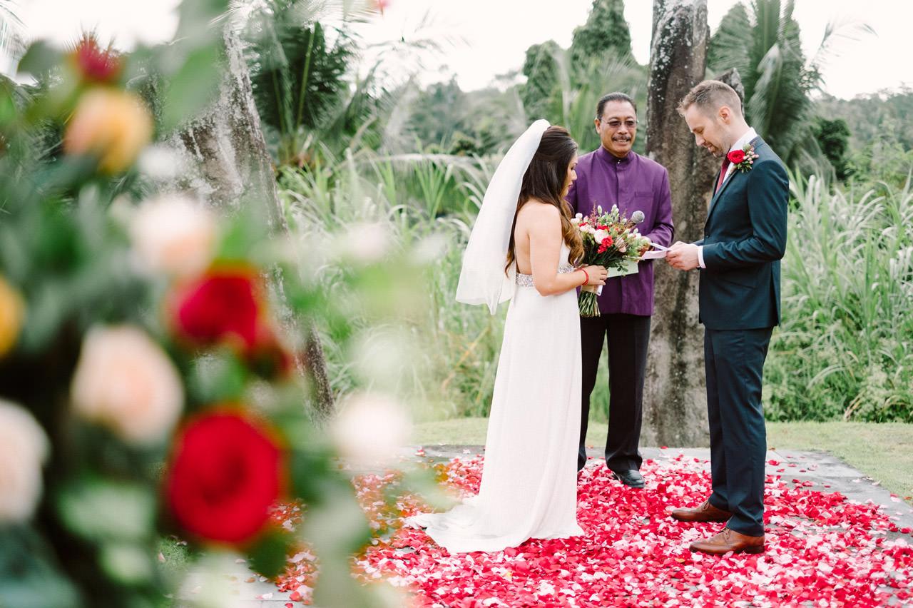 Jesi & Aaron: Alila Ubud Elopement Photography 15