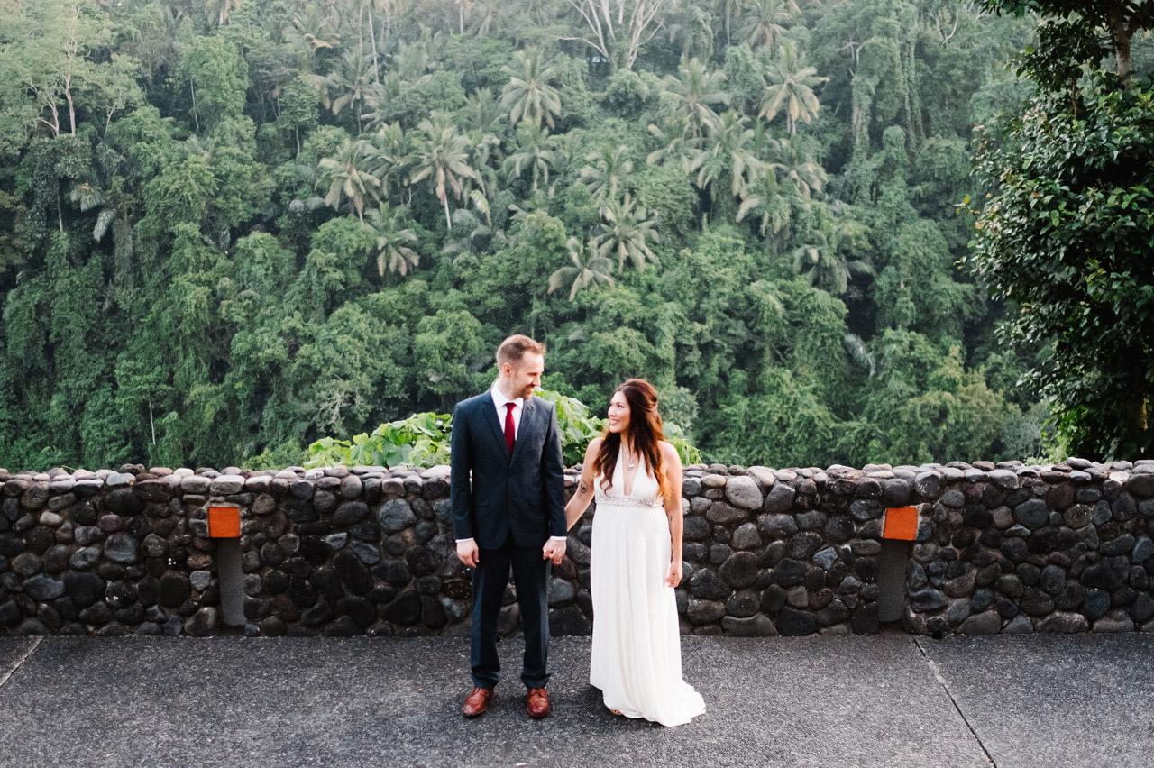 Jesi & Aaron: Alila Ubud Elopement Photography 32