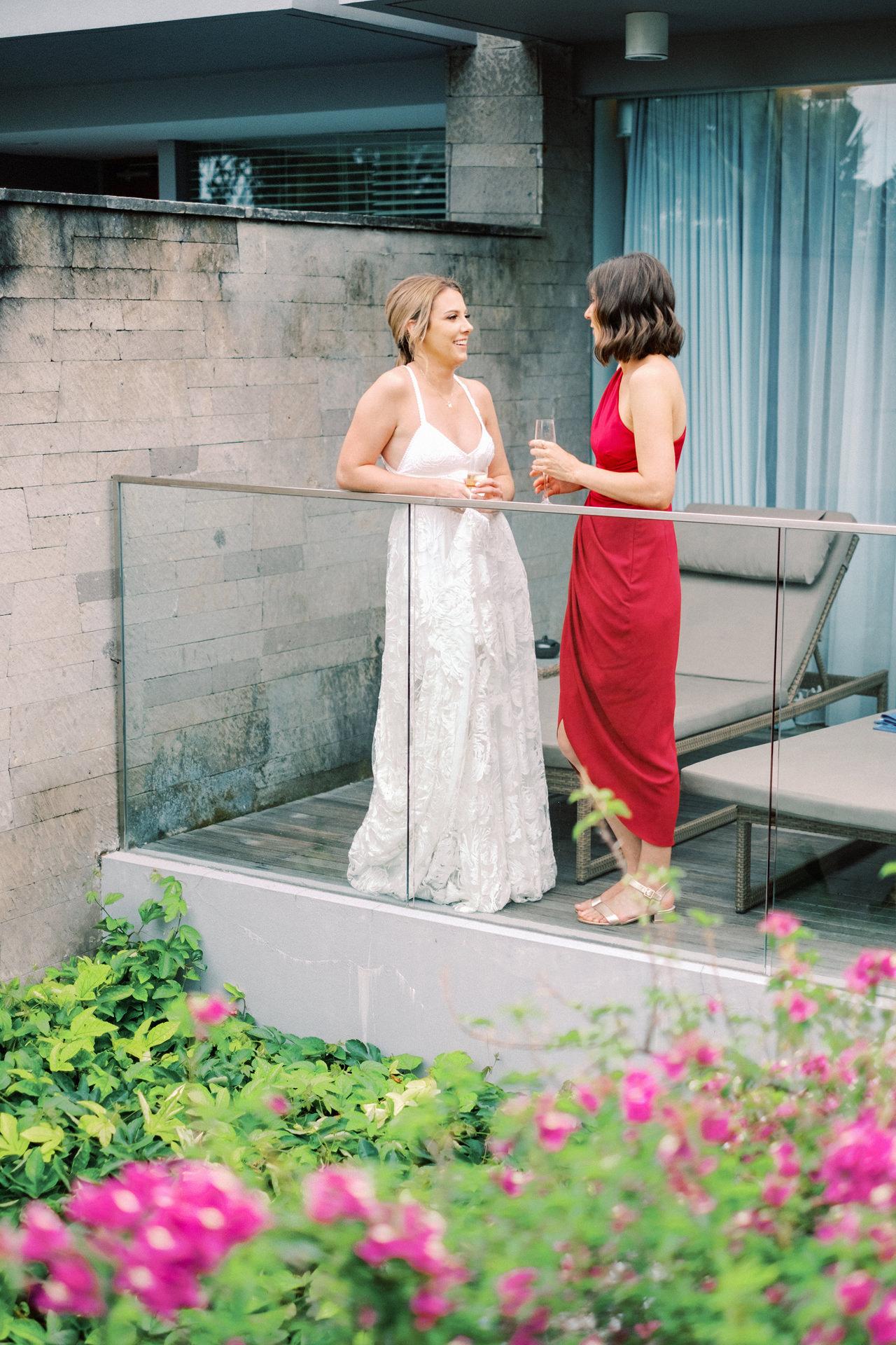 Maya Sanur Resort Wedding 18