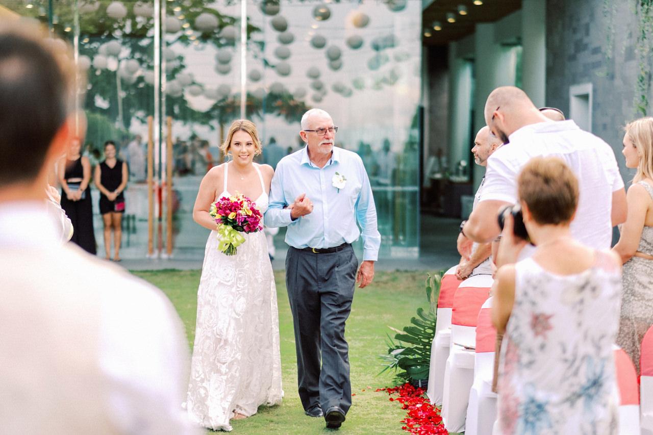 Maya Sanur Resort Wedding 32