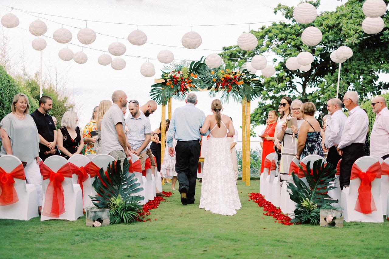 Maya Sanur Resort Wedding 33
