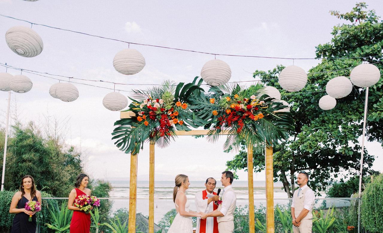 Maya Sanur Resort Wedding 35