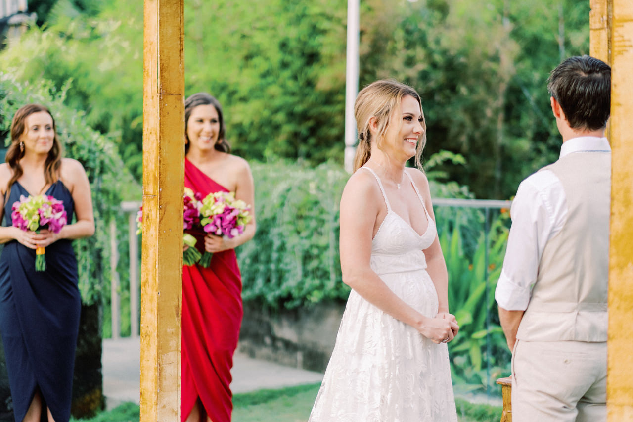 Maya Sanur Resort Wedding 37