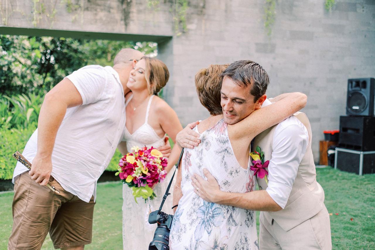 Maya Sanur Resort Wedding 44
