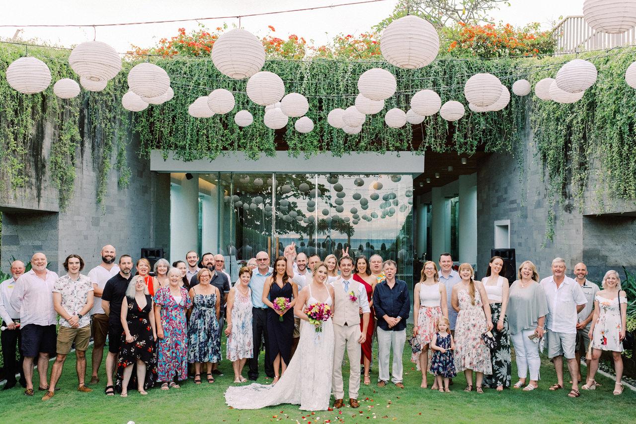 Maya Sanur Resort Wedding 46