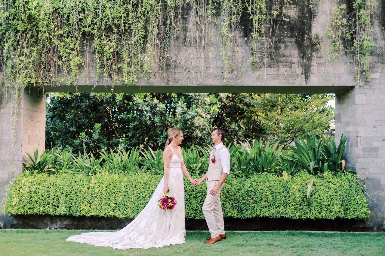Maya Sanur Resort Wedding 47