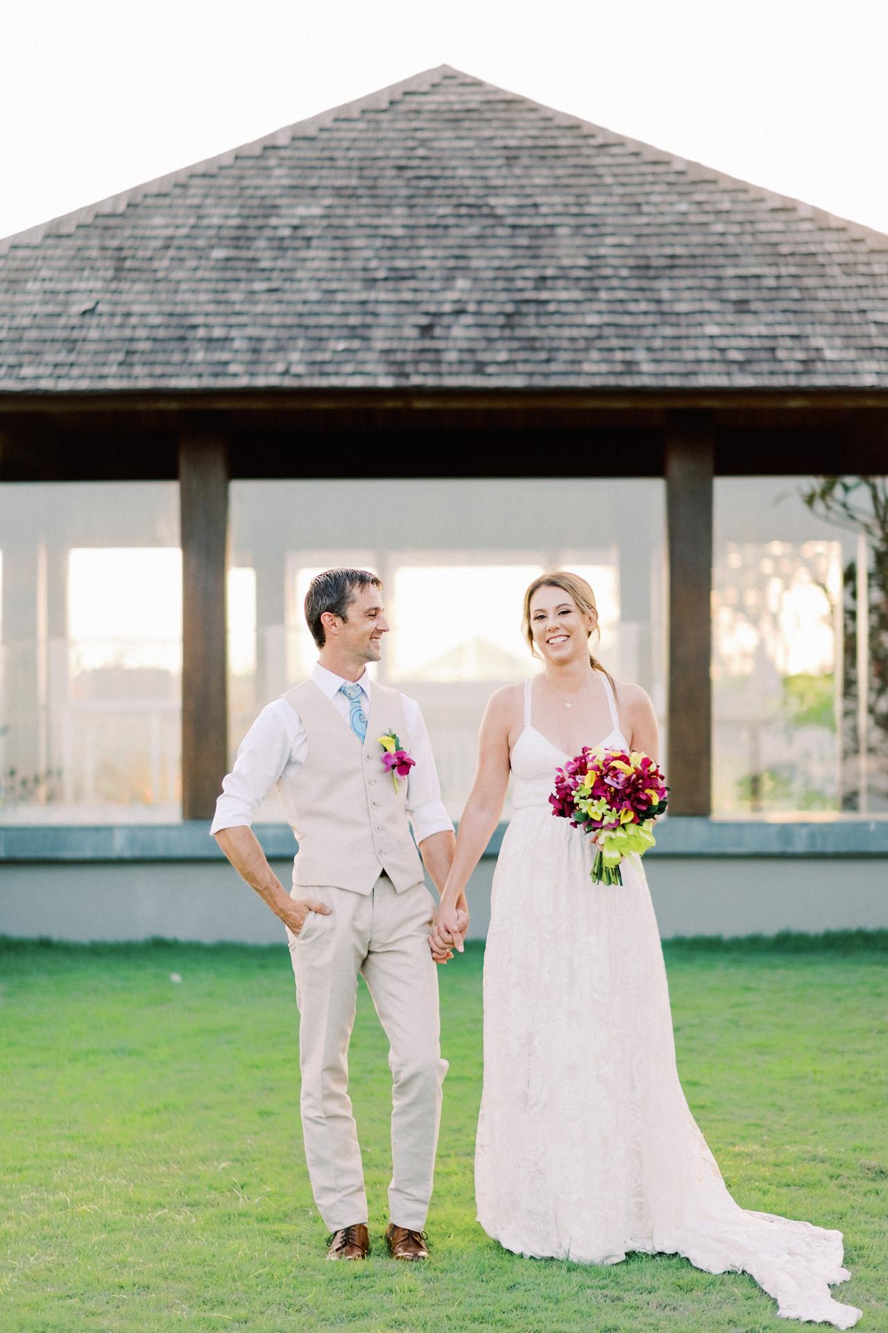 Maya Sanur Resort Wedding 49